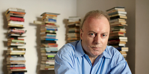 Christopher Hitchens 2010, by John Huba/Vanity Fair