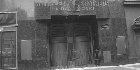 Hutler Brothers deparment store of Baltimore
