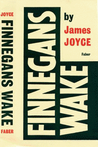 Finnegan's Wake, by James Joyce - Faber UK edition
