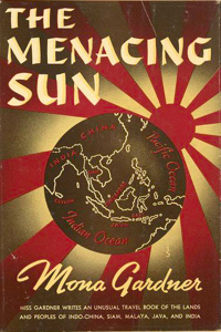 The Menacing Sun, by Mona Gardner
