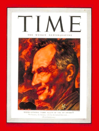 TIME cover - August 9, 1943