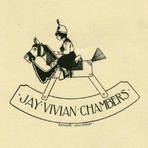 Jay Vivian Chambers by Jay Chambers circa 1902