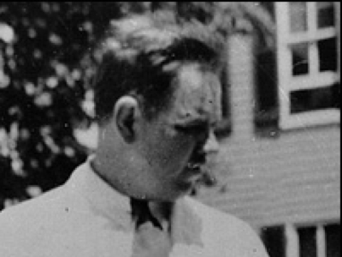 FBI photo of Whittaker Chambers circa 1920s