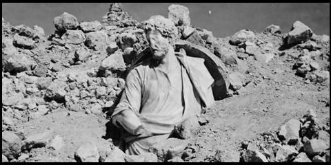 Monte Cassino 1944 ruins