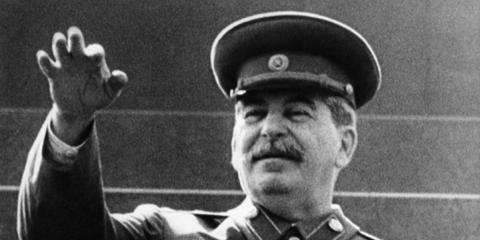 Stalin in 1953