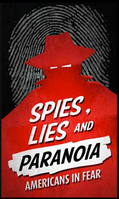 Spies Lies Paranoia at Truman Library